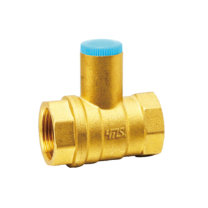 1332 Brass Lock Ball Valve