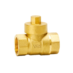 1380 Brass Magnetic Ball Valve